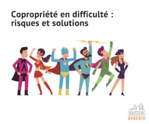 Read more about the article Copropriété en difficulté : risques et solutions