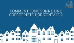 Read more about the article Comment fonctionne une copropriété horizontale ?