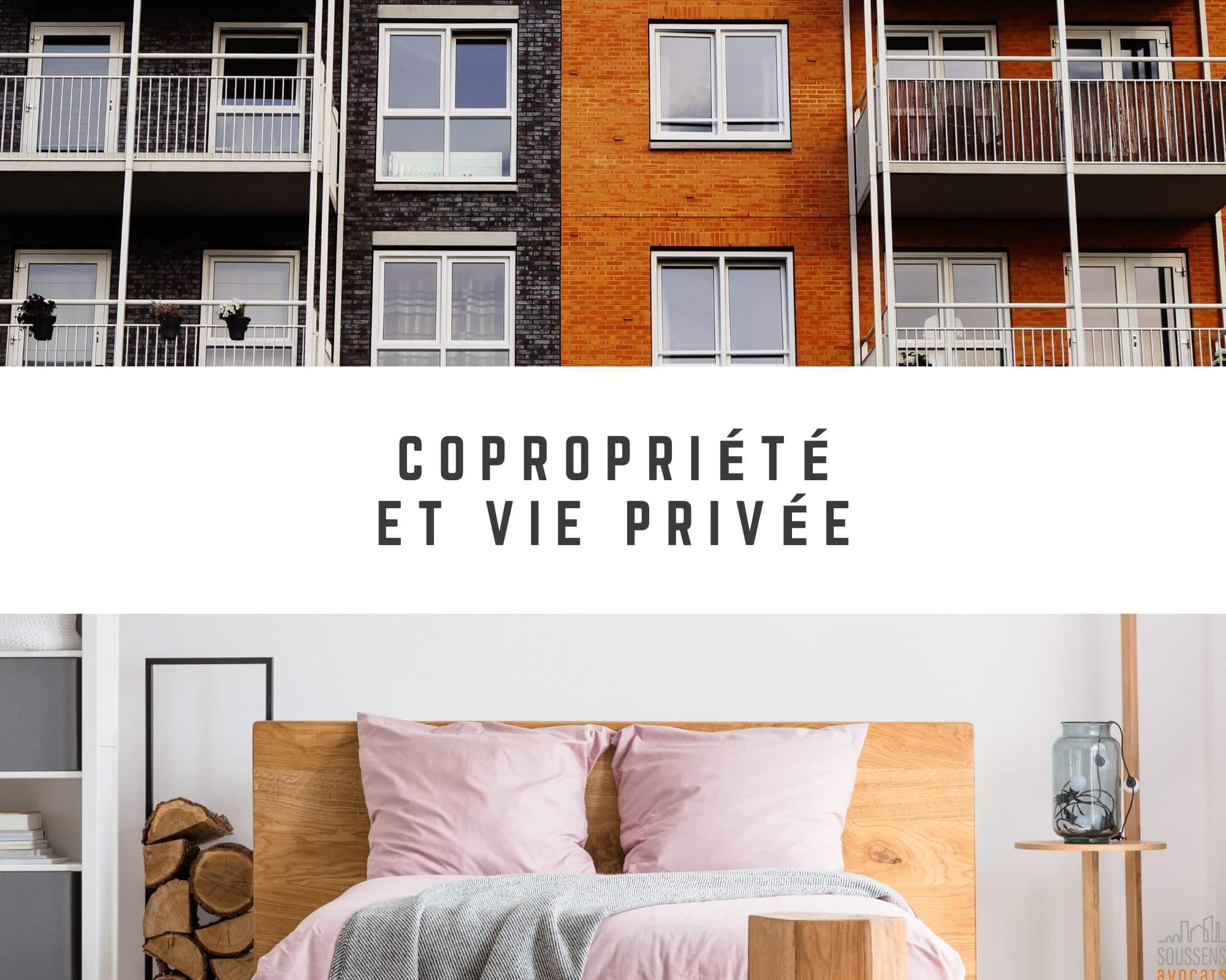 You are currently viewing Quelle vie privée en copropriété ?