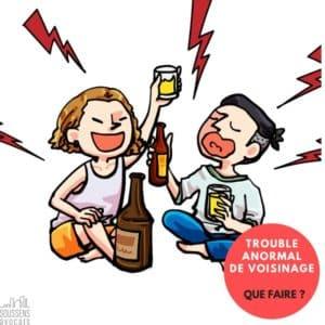 Read more about the article Trouble anormal de voisinage : que faire ?